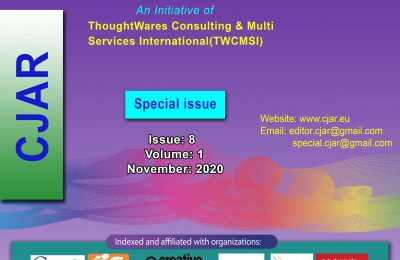 CJAR JOURNAL NOVEMBER 2020 SPECIAL ISSUE